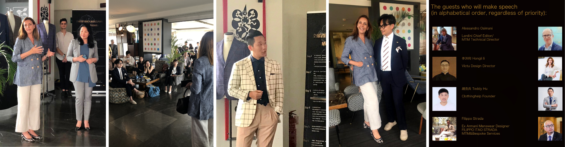 <span>Chinese MTM Milan Seminar</span> – Supply Chain Value Leader's meeting. Katya's Speech about Italian Leather Accessories. July/2019