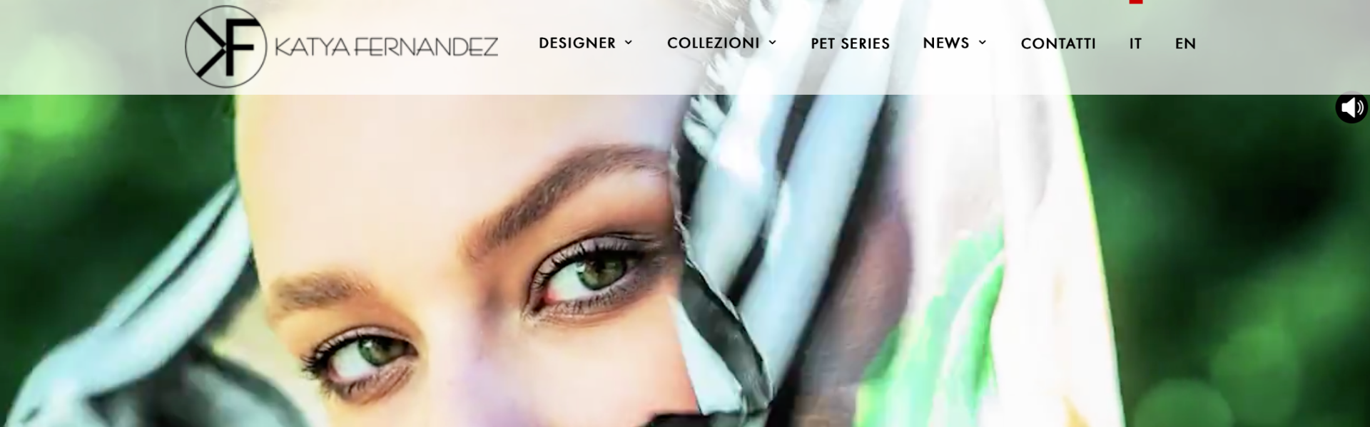 <span>Launch</span> of the New Katya Fernandez<span> Web Site</span> for the celebration of the brand 30th anniversary. May/2020